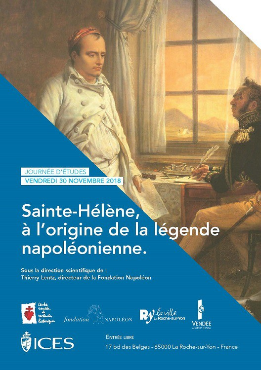 St Helena, the origins of the Napoleonic legend