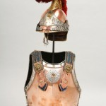 The Fondation Napoléon's French Carabinier* Officer's Helmet and Cuirass (1811 and 1815)