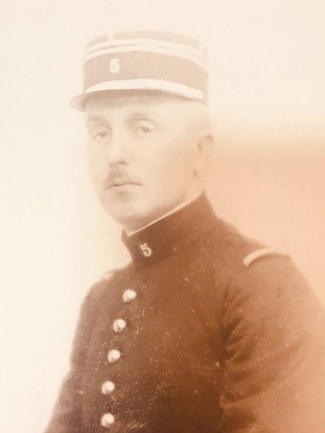 Joachim, 6e prince Murat (1885-1938)