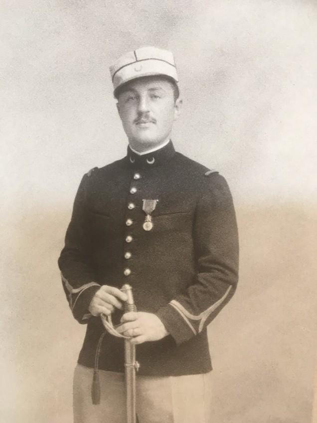 Le prince Charles Murat (1892-1973)