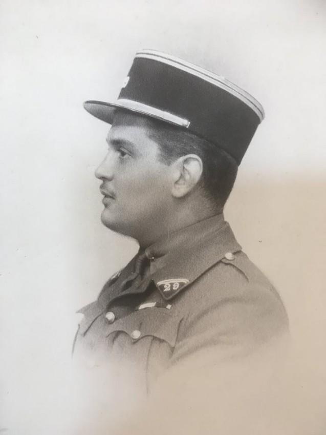 Le prince Paul Murat (1893-1964)