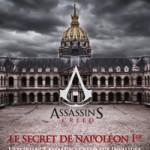Jeu interactif « Le secret de Napoléon Ier » aux Invalides