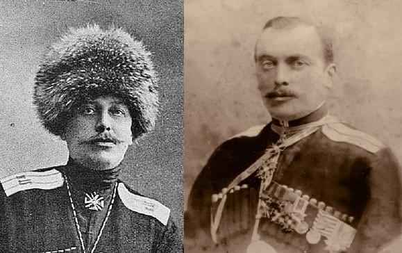 Le colonel puis général Louis Napoléon Achille Charles Murat (1872-1943)
