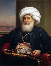 Napoléon et Mohamed [Méhémet] Ali d'Egypte