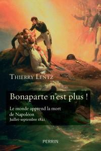 <i>Bonaparte n'est plus ! </i>: trois questions à Thierry Lentz (janvier 2019)