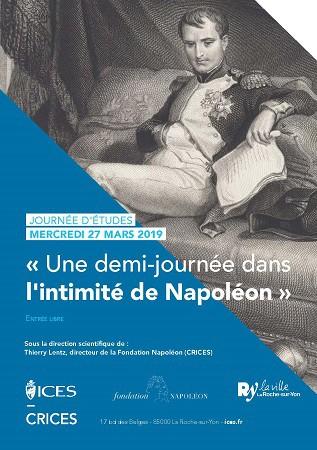 Dans l'intimité d'un Empereur : Napoléon Ier, l'époux, le père, l'amant
