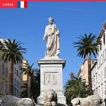 Ajaccio et les Bonaparte. De la ville génoise à la cité impériale
