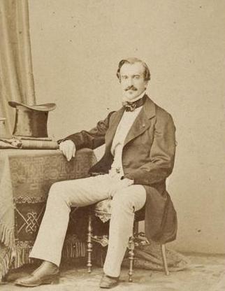 Un billet de Xavier Lacroix : Les 150 ans de la mort du marquis de Moustier