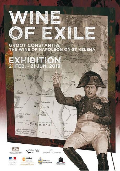 Wine of Exile : Groot Constantia, le vin de Napoléon à Sainte-Hélène