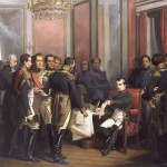 Bullet Point # 23 – Did Napoleon's Marshals betray him at Fontainebleau, in 1814?