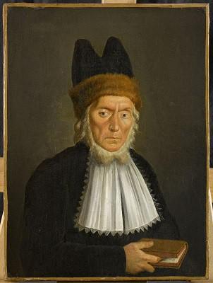 SINTZHEIM David (1745-1812), président du Grand Sanhédrin et premier grand rabbin du Consistoire