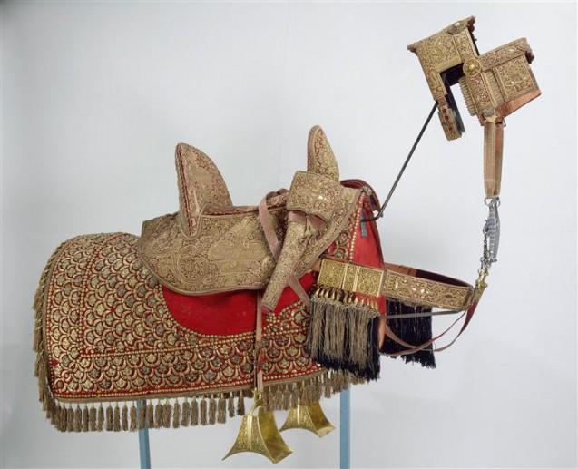 Harnachement de Mameluck recueilli sur le champ de bataille des Pyramides © Paris - Musée de l'Armée, Dist. RMN-Grand Palais - image musée de l'Armée
