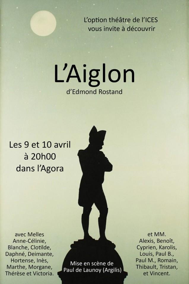 <i>L'Aiglon</i>, d'Edmond Rostand
