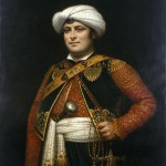 Portrait of Raza Roustam, Mamluk and Napoleon's bodyguard