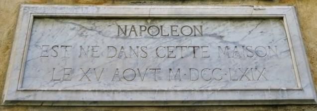 250e anniversaire de la naissance de Napoléon Ier