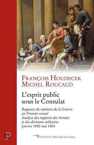 <i>L'esprit public sous le Consulat</i> : trois questions à Michel Roucaud