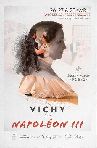 Vichy fête Napoléon III : XIe édition