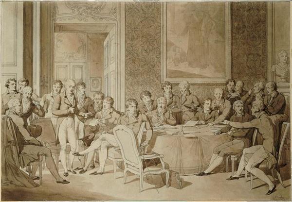 Le congrès de Vienne > cours
