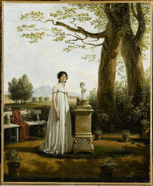 Portrait de Christine Boyer, première épouse de Lucien Bonaparte<br>, par Jacques Sablet (1799) © RMN-Grand Palais - Gérard Blot.jpg