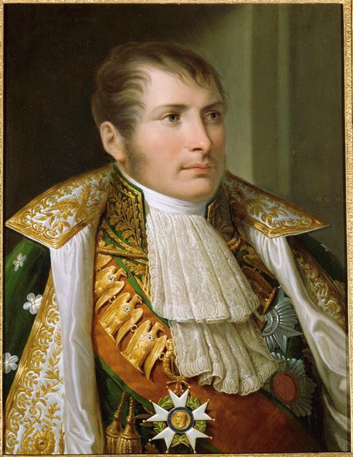 Portrait d'Eugène de Beauharnais