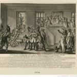Séance du Conseil des Cinq-Cents tenue a St Cloud le 19 brumaire an huit : les braves grenadiers du corps legislatif en sauvant Buonaparte ont sauvé la France