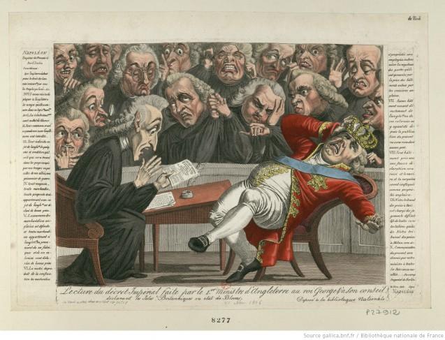 Vidéo > Le Blocus continental 1806-1814 (3 min. 51)