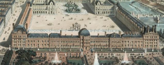 Napoléon aux Tuileries