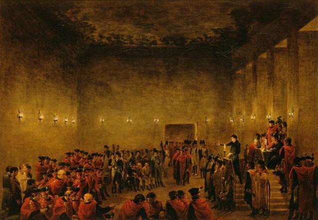 Vidéo > Le coup d'État de Brumaire (9-10 novembre 1799). 2 : Déroulement, acteurs (5 min. 18)