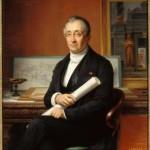 Portrait posthume de Louis Visconti, architecte de Napoléon III