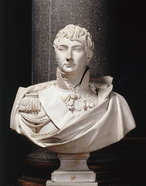 César-Charles-Etienne, comte Gudin, général de division (1768-1812),par Louis-Denis Caillouette © RMN-Grand Palais (Château de Versailles) / Franck Raux