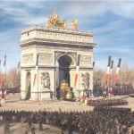 "Experience the ""Retour des cendres"" in 3-D at the Arc de Triomphe"