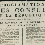 Did the French Revolution end with the coup d'état of 18 Brumaire? How should historians approach this historical event?