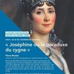 Joséphine ou le paradoxe du cygne