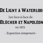 [SUSPENDU] Blücher et Napoléon au mémorial de Waterloo 1815
