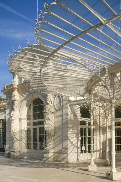 Casino de Vichy, extérieur © Vichy-Destinations.fr