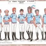 Série [Sourions avec Napoléon] : 1. La France championne d'Europe en 1805