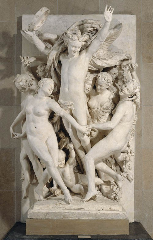 'La Danse': Carpeaux's sculpture for the façade of the Opéra Garnier