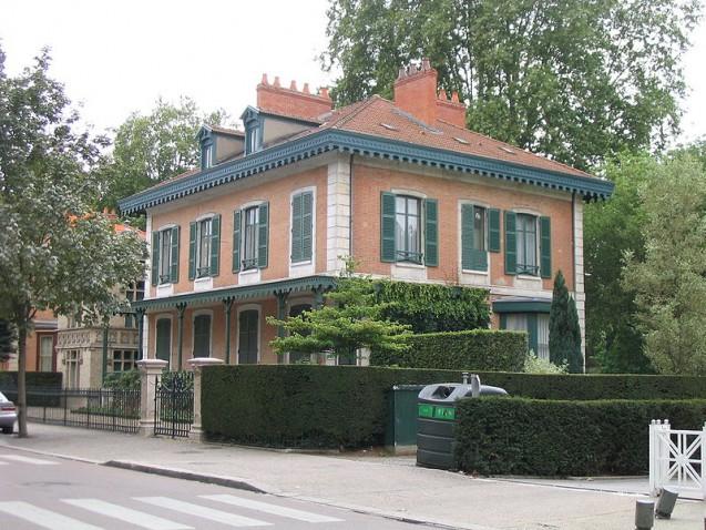 Villa Clermont-Tonnerre à Vichy © monumentum.fr