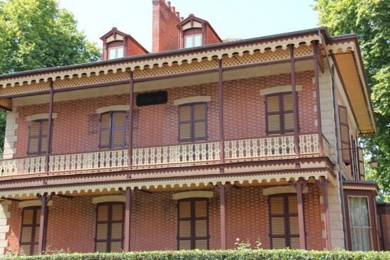 Villa Marie-Louise à Vichy © petit-patrimoine.com