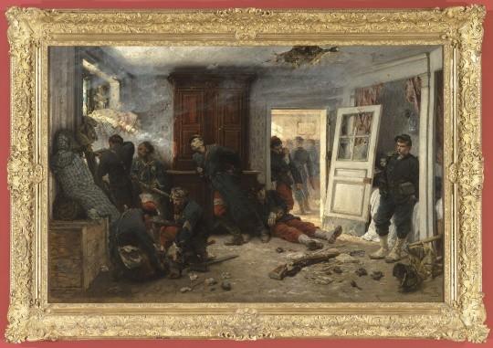 La guerre franco-« allemande » de 1870-1871 : 2. Du début de la guerre à la chute du Second Empire