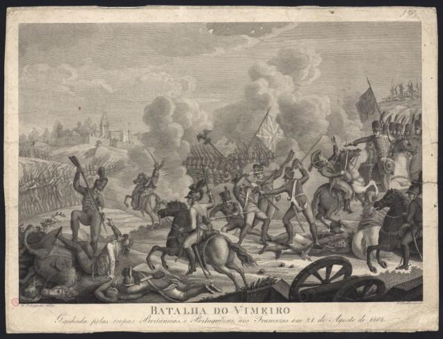 Battle of Vimeiro 1808