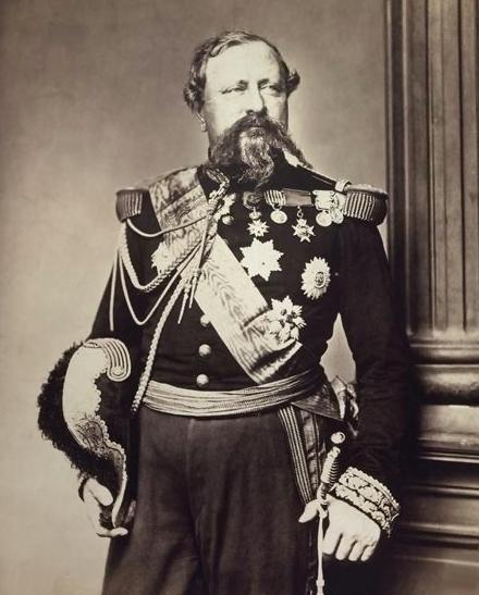Le maréchal Edmond Le Boeuf, par Léon Crémière, 1870 © Wikipedia