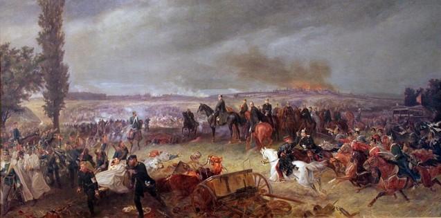 La guerre franco-« allemande » de 1870-1871 : 1. La marche à la guerre