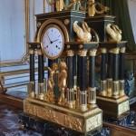 La pendule au télégraphe, cadeau de Napoléon à Joséphine, retrouve le palais Rohan (février 2020)