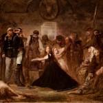 La crise polonaise de 1862-1864, cause de friction entre les puissances d'Europe