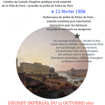 15 octobre 1810 : premier décret national contre la pollution industrielle