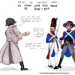 Série [Sourions avec Napoléon] : 13. L'empereur à l'harmonica