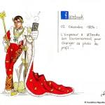 Série [Sourions avec Napoléon] : 16. « Votre profil est mis à jour »