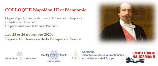 Napoléon III et l'économie<br>> REPORT À NOV. 2021