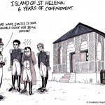 St Helena: Six years of confinement